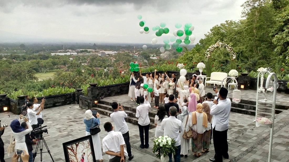 Romantic Yogyakarta Wedding Venue: Sumberwatu Heritage