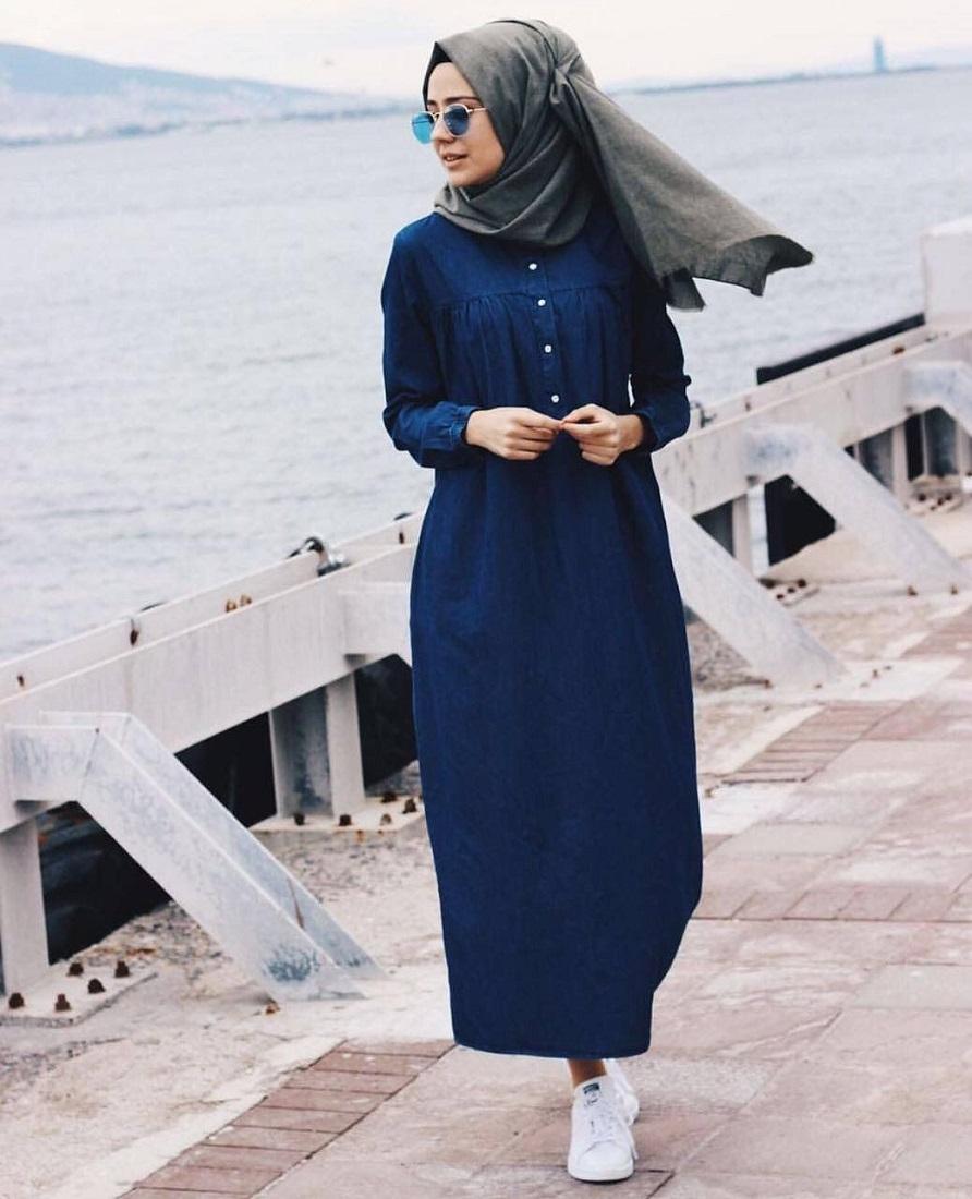 Trend Baju Gamis Modern Untuk Remaja Masa Kini - Blog Unik