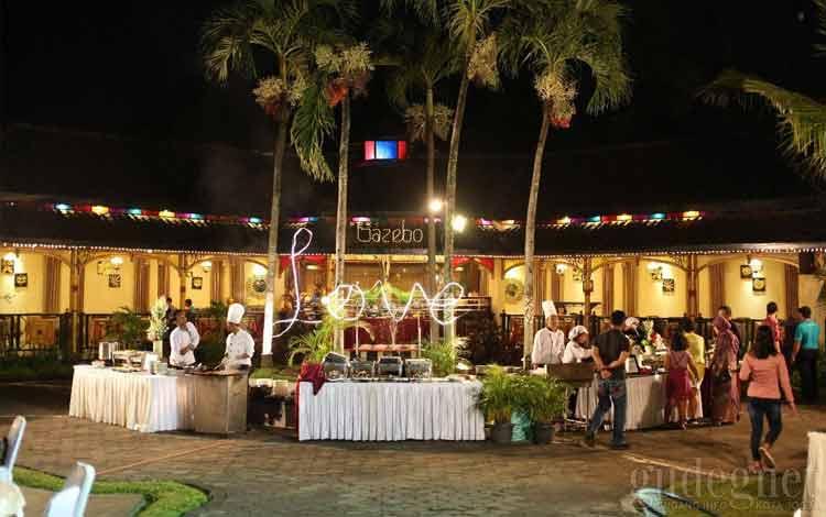 Wedding Venue di Jogja - Gazebo Garden Restaurant Purawisata Jogja