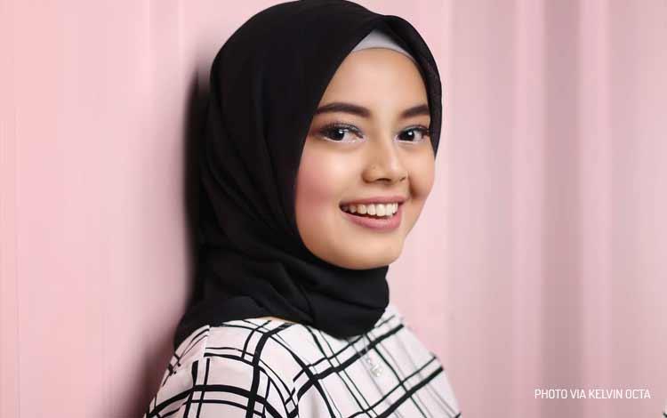 Tips Menggunakan Hijab Simple dan Terlihat Trendi - Blog Unik 001207977f