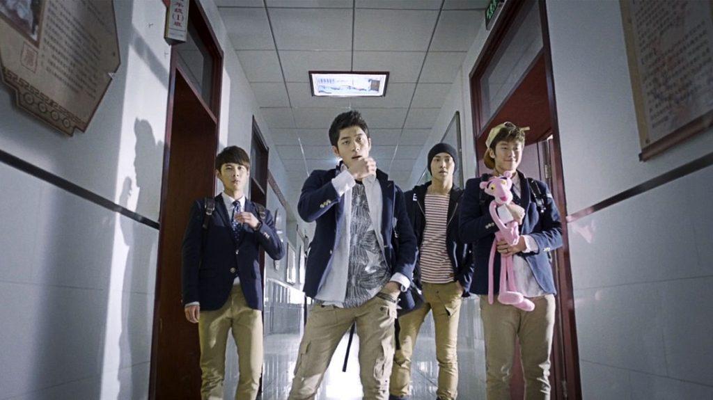 Seragam Sekolah Drama Korea Yang Bagus - After School Bokbulbok