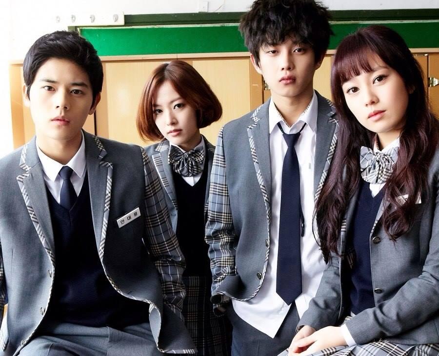 Seragam Sekolah Drama Korea Yang Bagus - Aftermath
