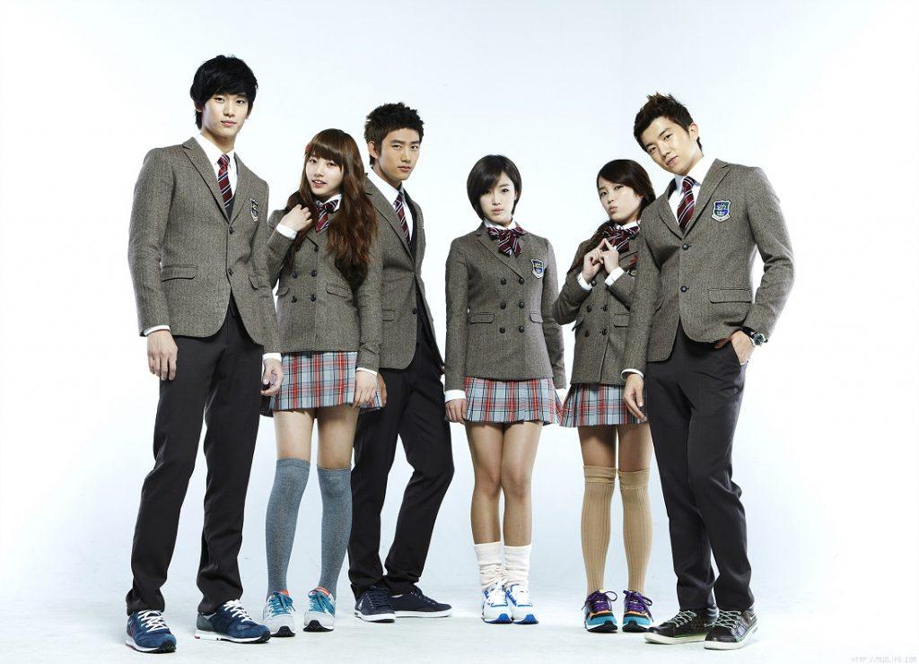 Seragam Sekolah Drama Korea Yang Bagus - Dream High