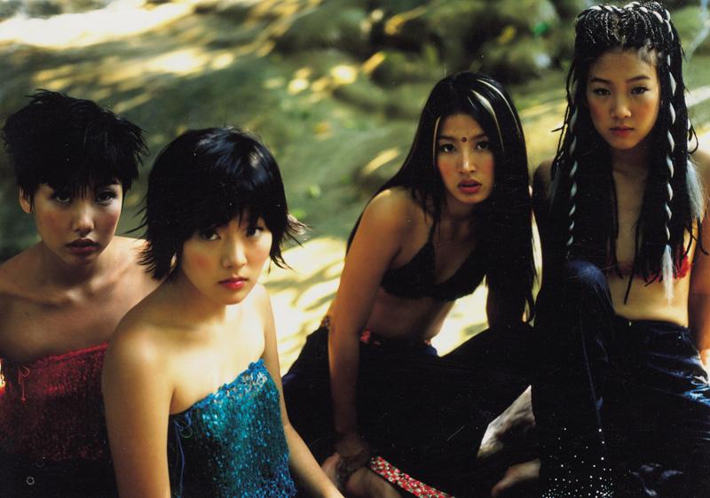 Grup Idol K pop Generasi Pertama 17