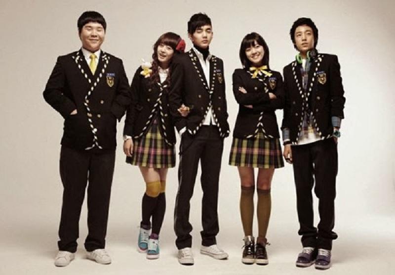 Seragam Sekolah Drama Korea Yang Bagus - Master of Study