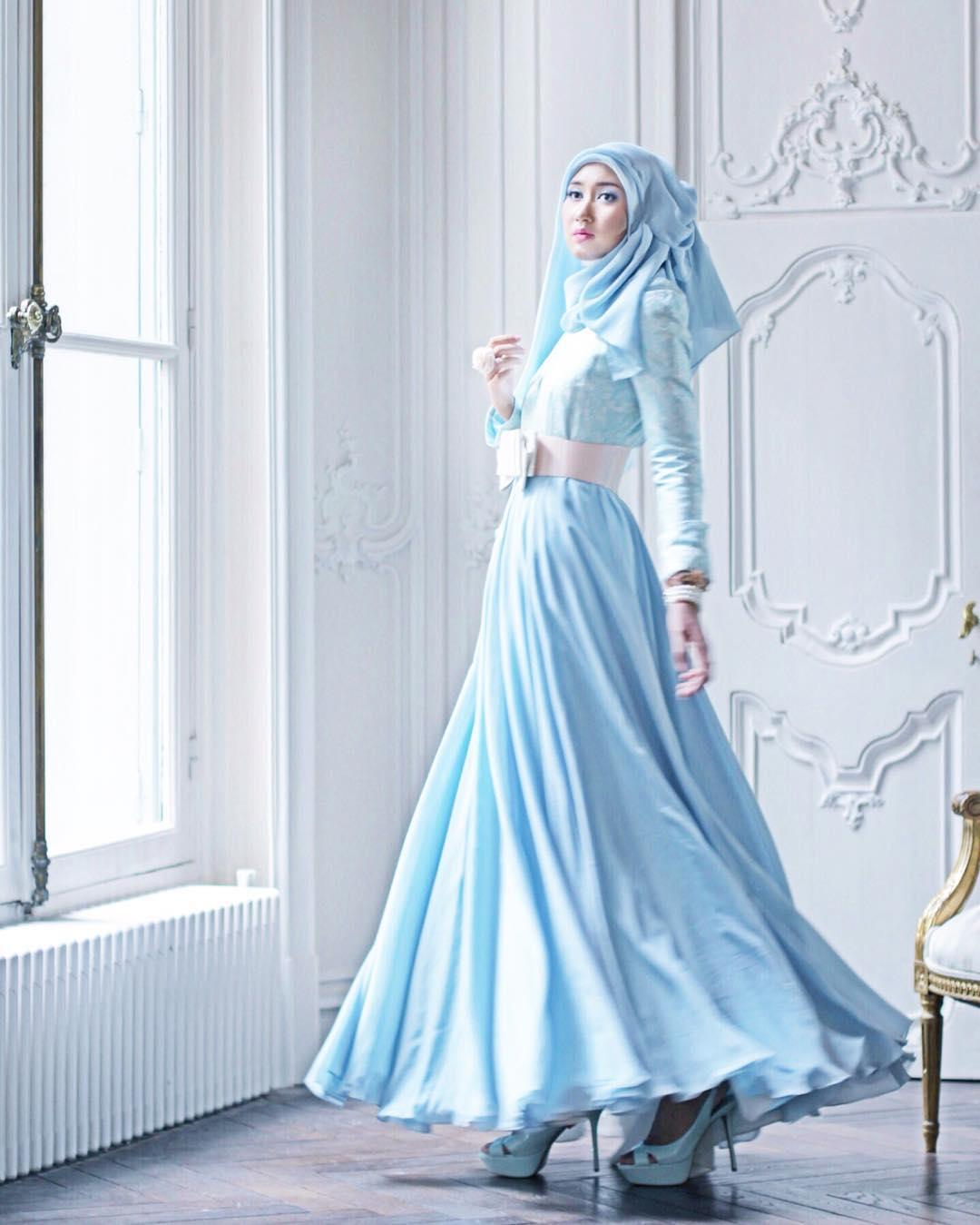 Model Baju Lebaran Ala Dian Pelangi Blog Unik