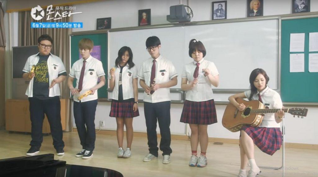 Seragam Sekolah Drama Korea Yang Bagus - Monstar