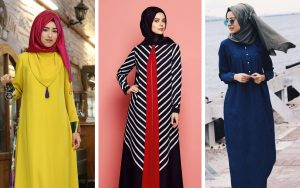 Trend Baju Gamis Untuk Remaja