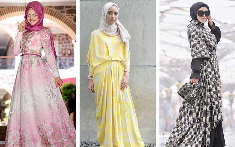 Busana Muslim Yang Cocok Untuk Menyambut Lebaran 2018 - Blog Unik bd21b70f77