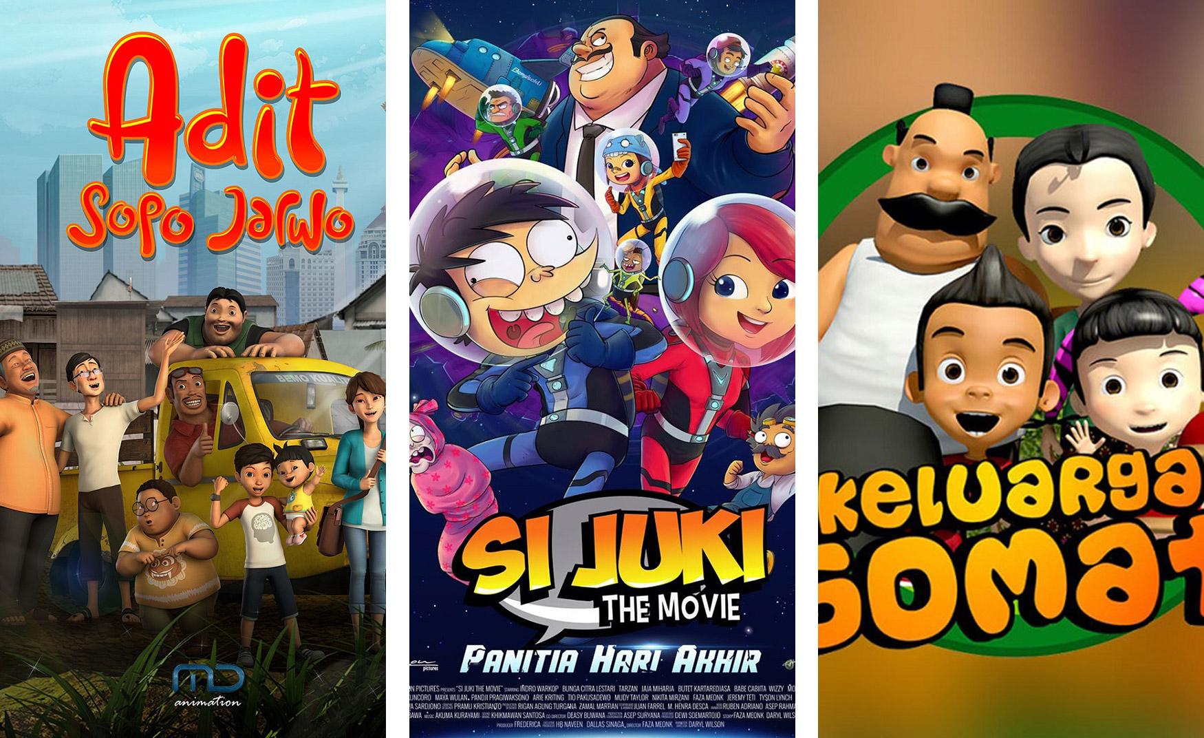 91 Gambar Animasi Yg Bagus Paling Keren