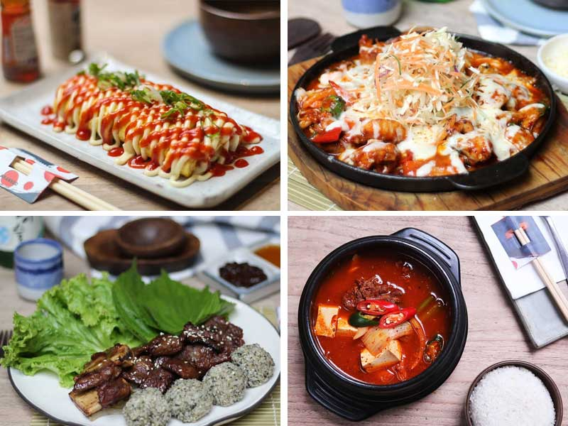 Restaurant Korea di Jakarta - Arasseo Soju Bar & Eatery