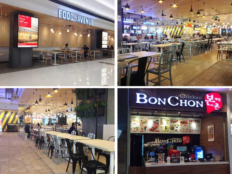 Restaurant Korea di Jakarta - Bonchon