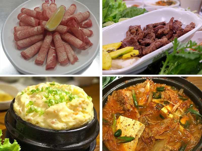 Restaurant Korea di Jakarta - Born Ga