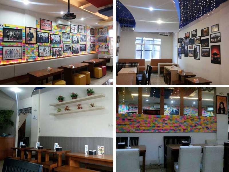 Restaurant Korea di Jakarta - Daebak Fan Cafe