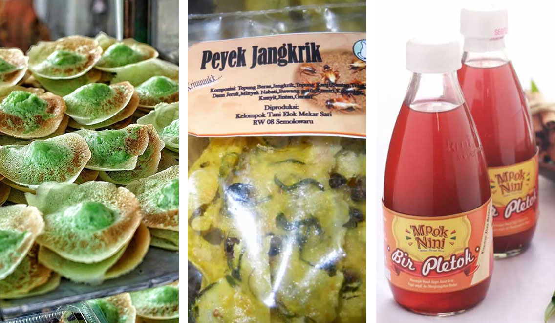 Daftar Makanan Unik Dan Khas Di Indonesia Blog Unik