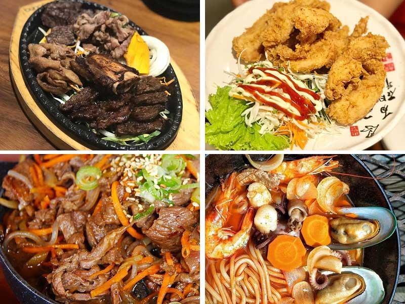 Restaurant Korea di Jakarta - Dubu Jib