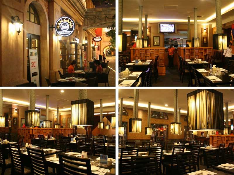 Restaurant Korea di Jakarta - Han Gang Korean Restaurant