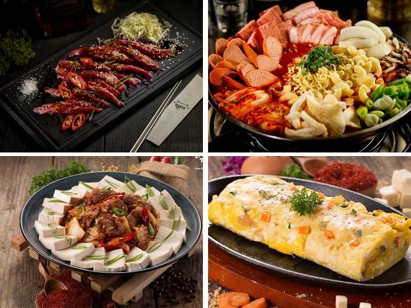 Restaurant Korea di Jakarta - ILLUA Korean Restaurant