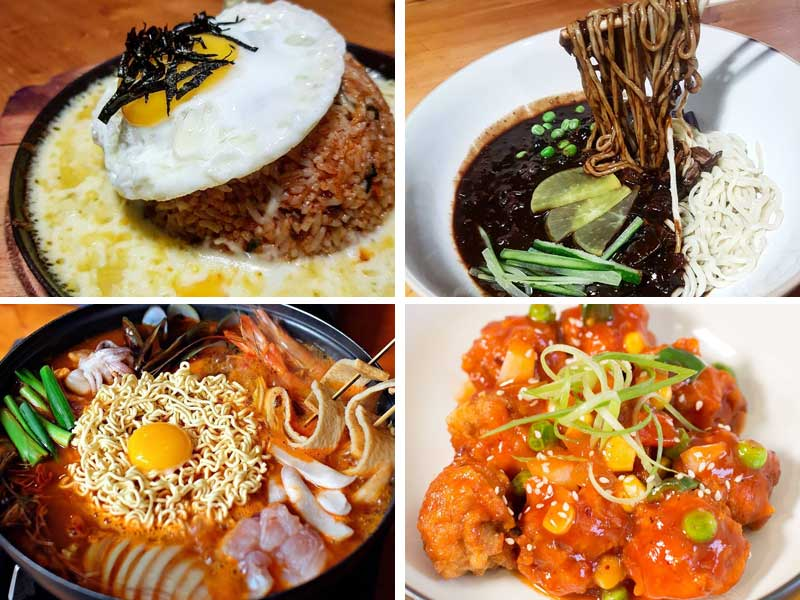 Restaurant Korea di Jakarta - Jjang Korean Noodle & Grill
