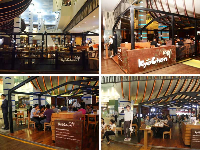 Restaurant Korea di Jakarta - Kyochon