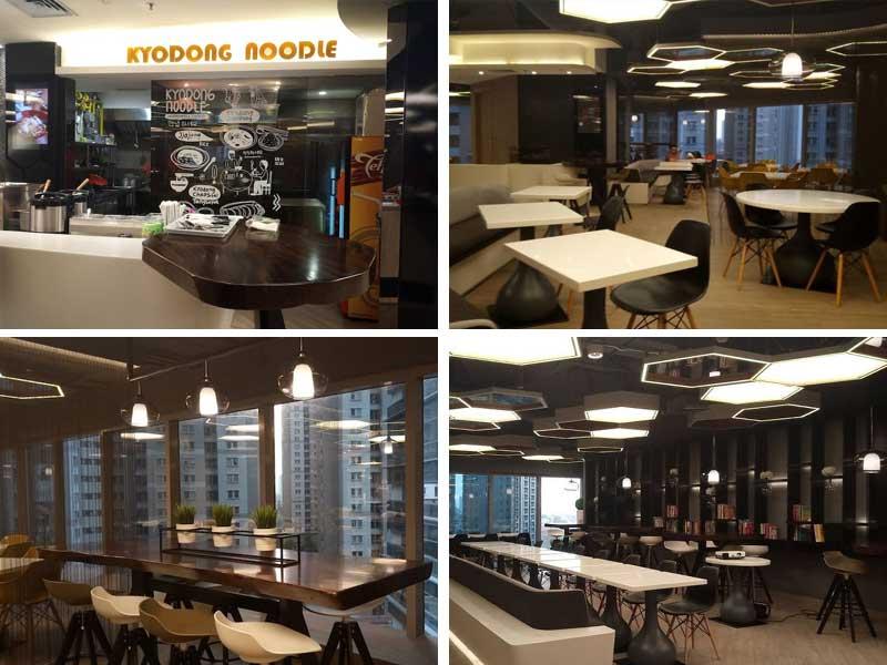 Restaurant Korea di Jakarta - Kyodong Noodle