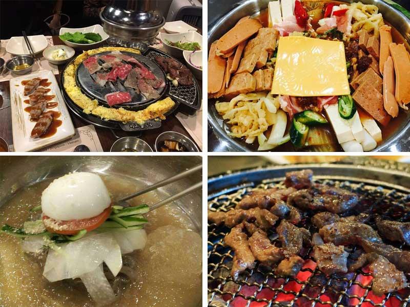 Restaurant Korea di Jakarta - Magal Korean BBQ