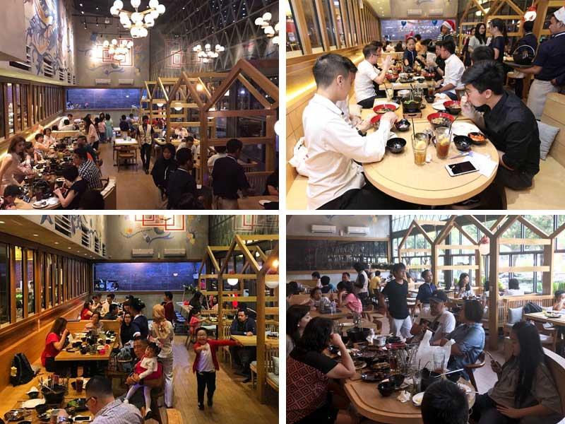 Restaurant Korea di Jakarta - Masizzim