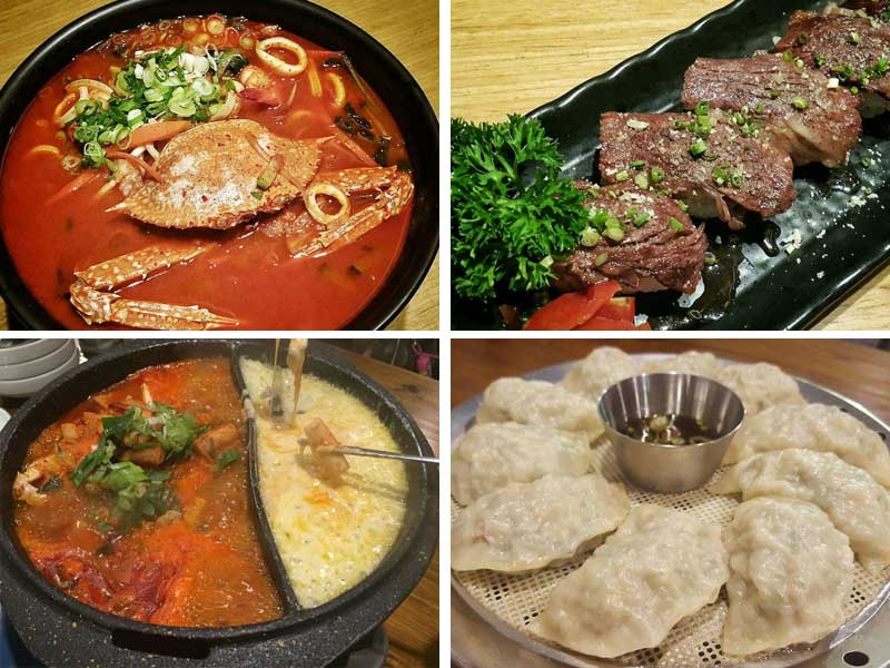Restaurant Korea di Jakarta - Mr. Musa