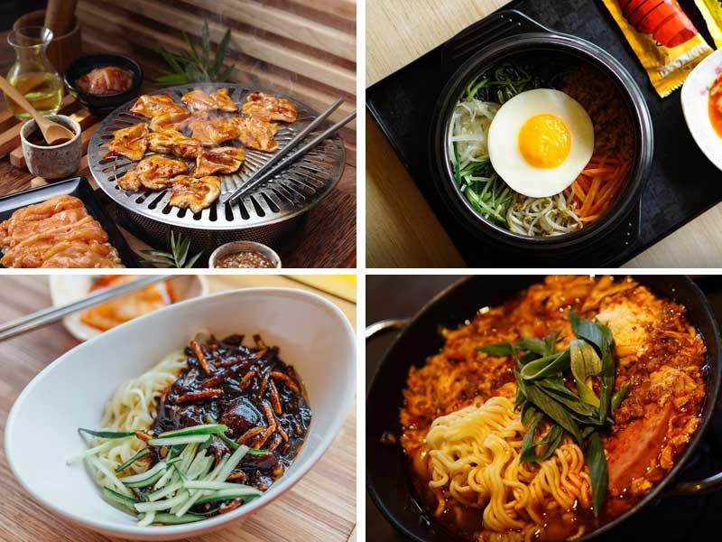 Restaurant Korea di Jakarta - Mujigae