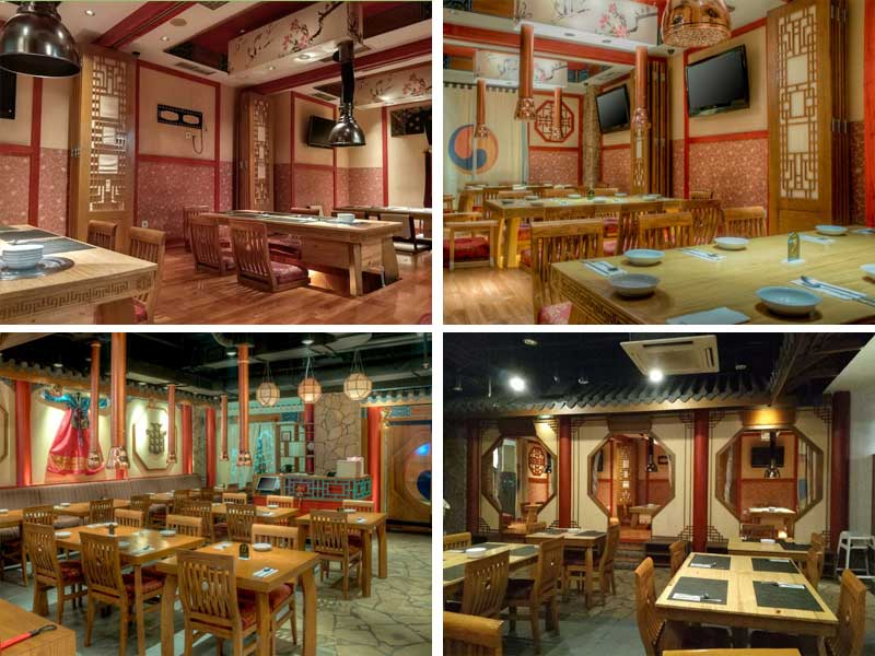 Restaurant Korea di Jakarta - Samwon House