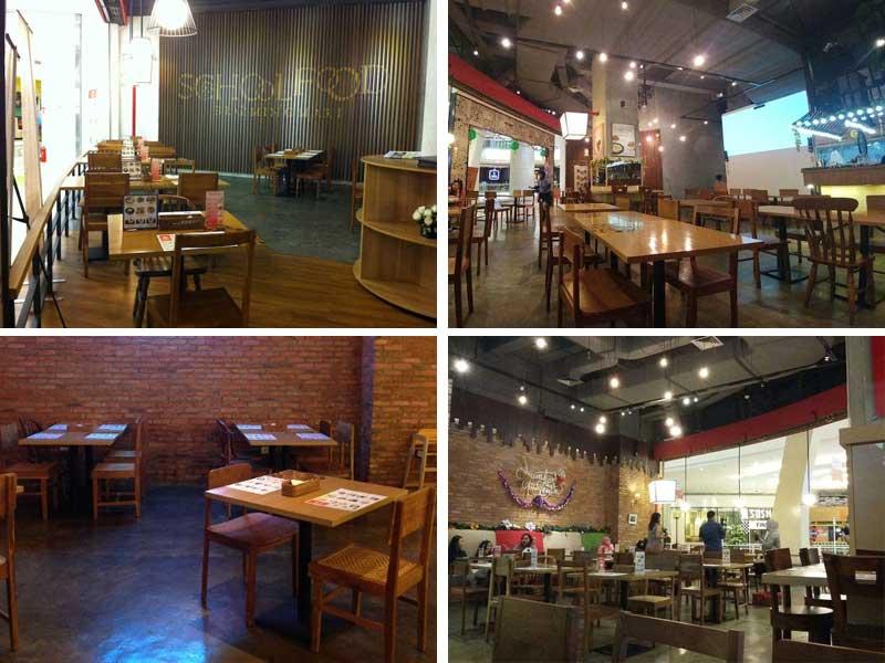 Restaurant Korea di Jakarta - School Food Blooming Mari
