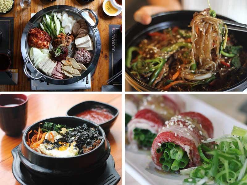 Restaurant Korea di Jakarta - Seorae Korean Grill