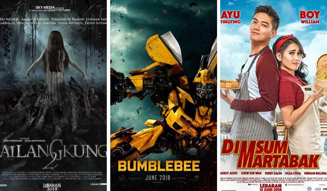 Daftar Film Yang Akan Tayang Di Bioskop Bulan Juni 2018 - Blog Unik