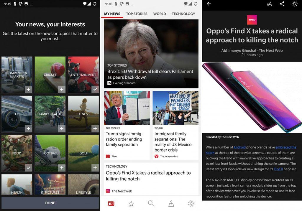 Microsoft Luncurkan Microsoft News