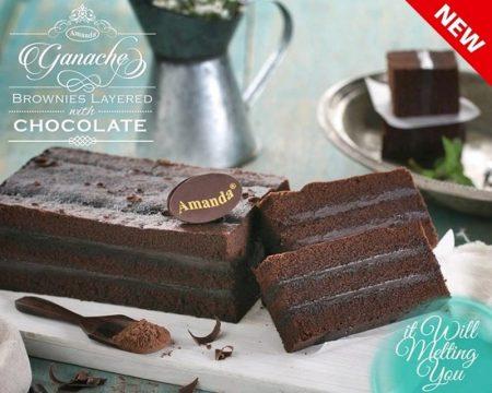 Oleh-oleh khas Bandung - Brownies