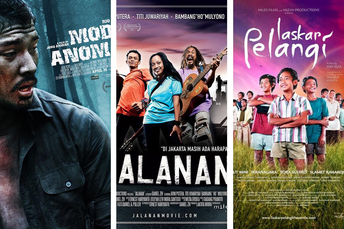 Daftar Film Indonesia Yang Terkenal Dan Mendapatkan Penghargaan