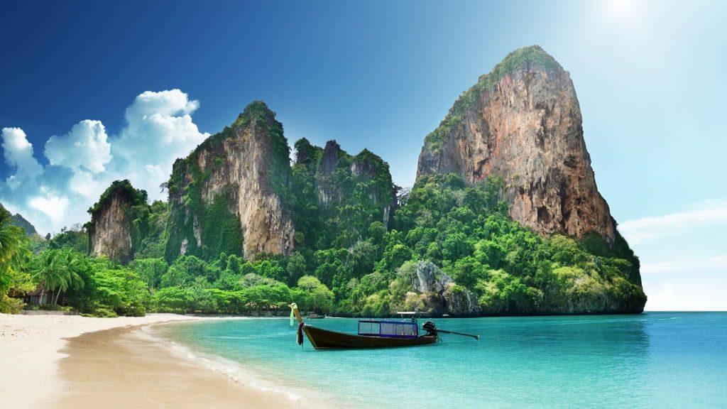 Destinasi Wisata Favorit Di Thailand. Keren Semua