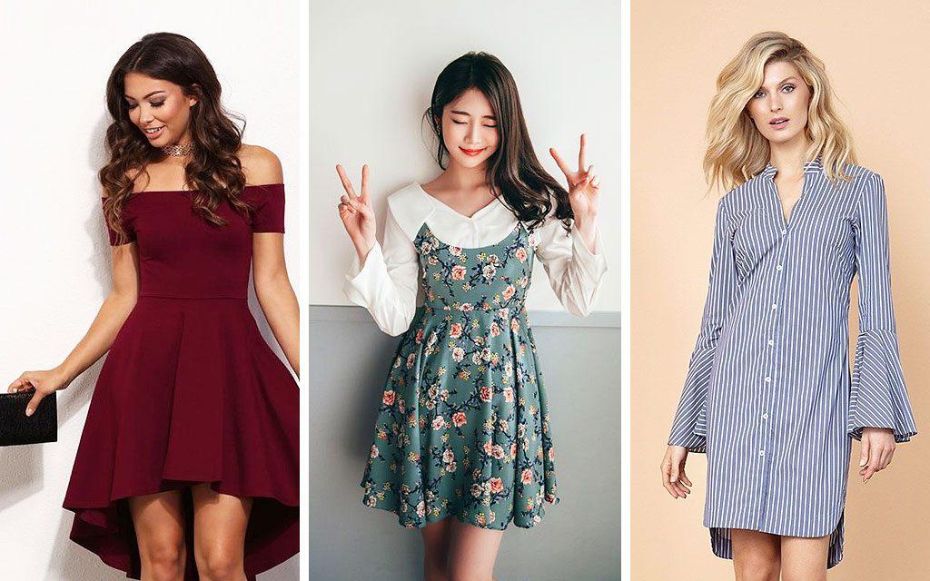 Berbagai Jenis Dress Yang Wajib Kalian Miliki Untuk Tetap Tampil Stylist
