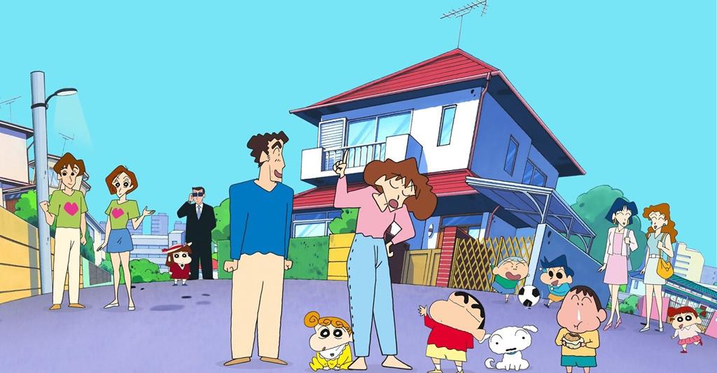 Throwback 5 Kartun Kocak Tentang Keluarga Jepang Ini Bikin Kange