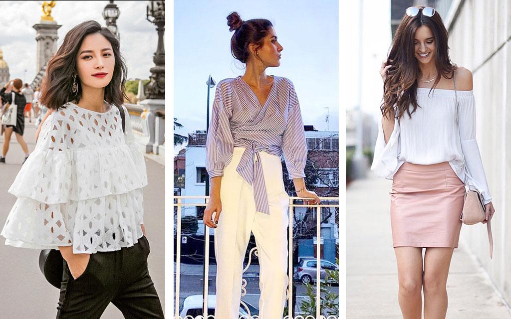 Jenis Jenis Atasan Wanita Yang Trendi Dan Fashionable Blog Unik