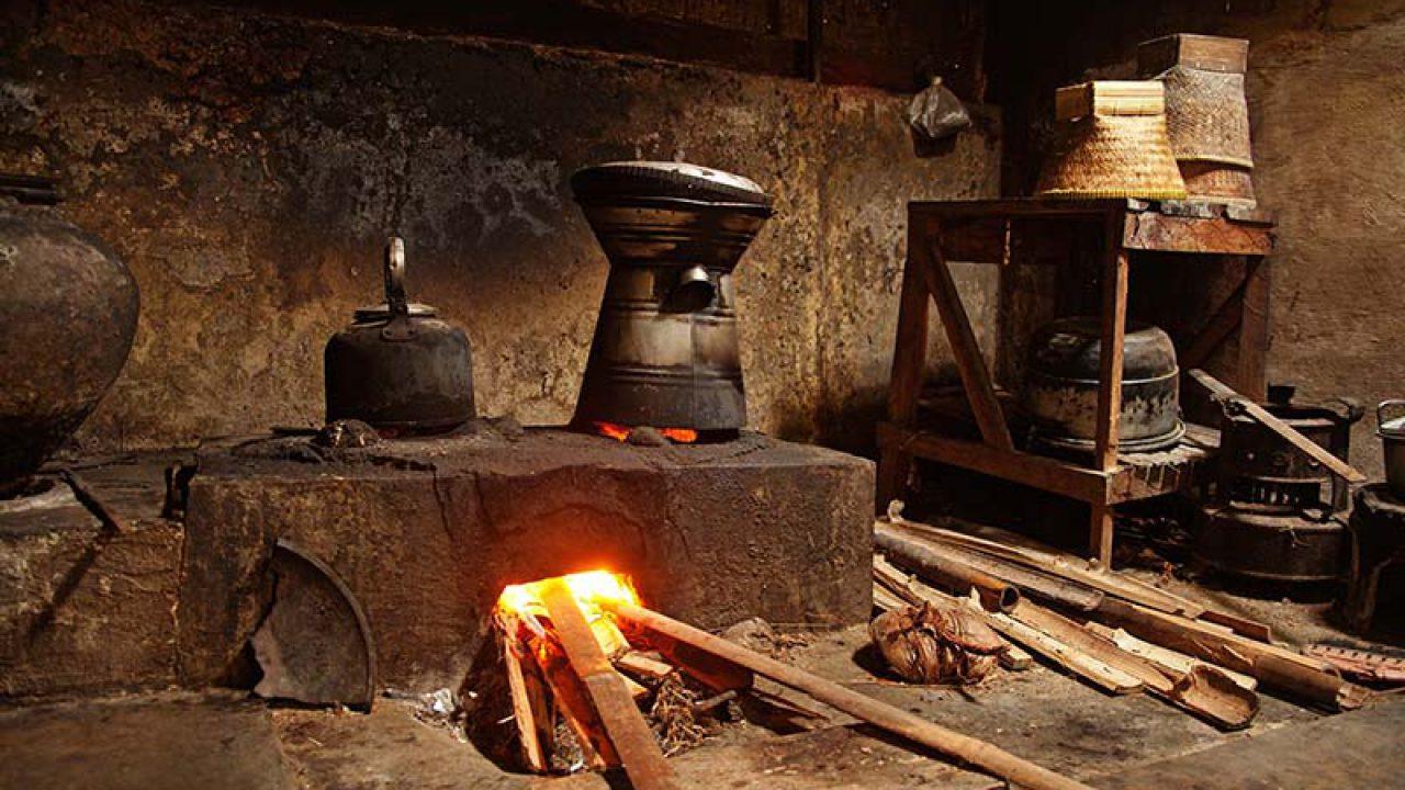 Macam Peralatan Dapur Kuno Yang