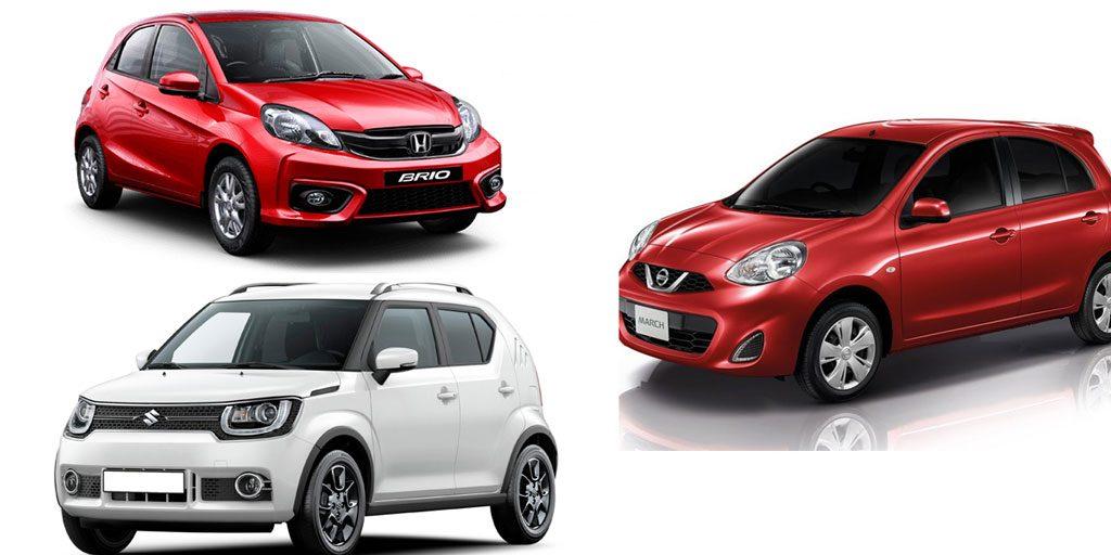 Daftar City Car Terlaris Saat ini, Suzuki Ignis Rajanya