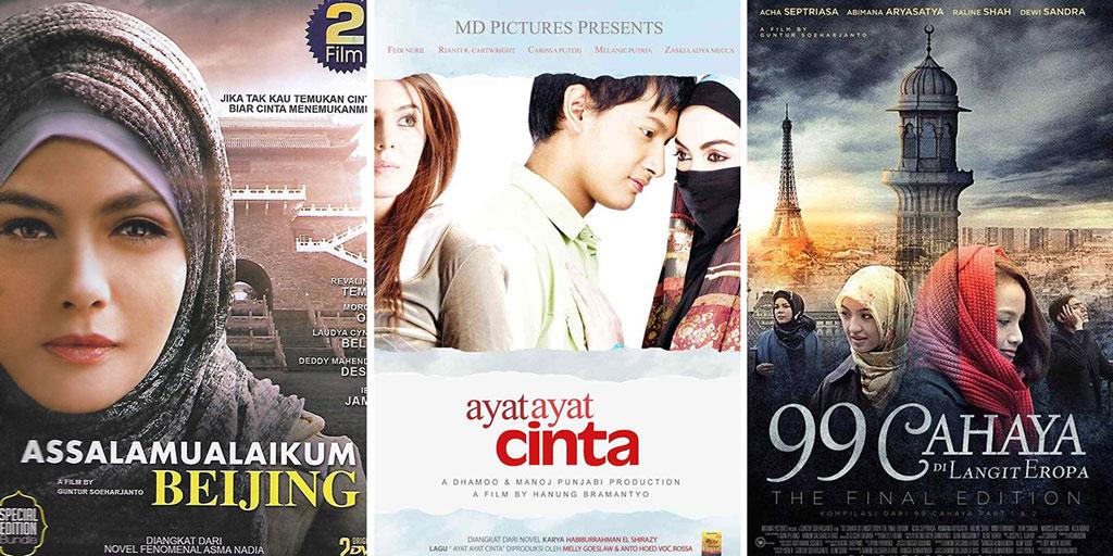 20 Daftar Film Islami Indonesia Yang Penuh Hikmah dan