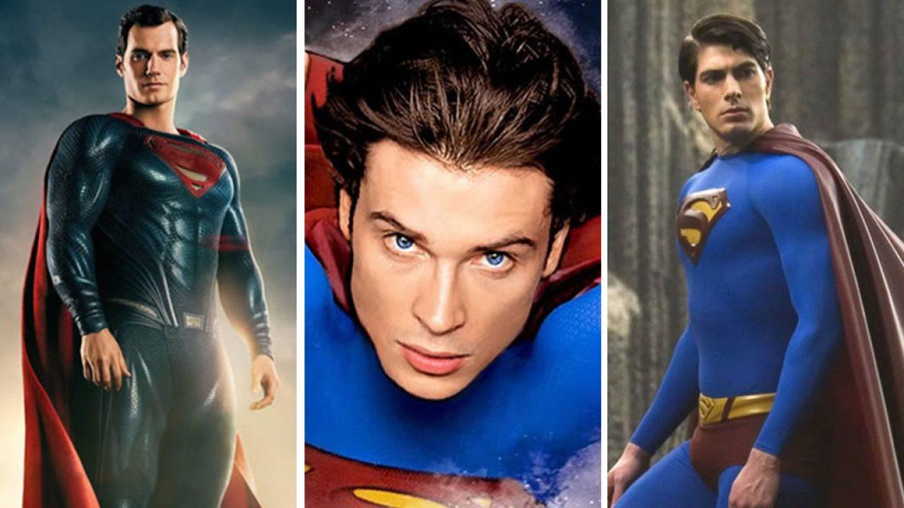 Daftar Pemeran Superman Dari Waktu Ke Waktu Blog Unik