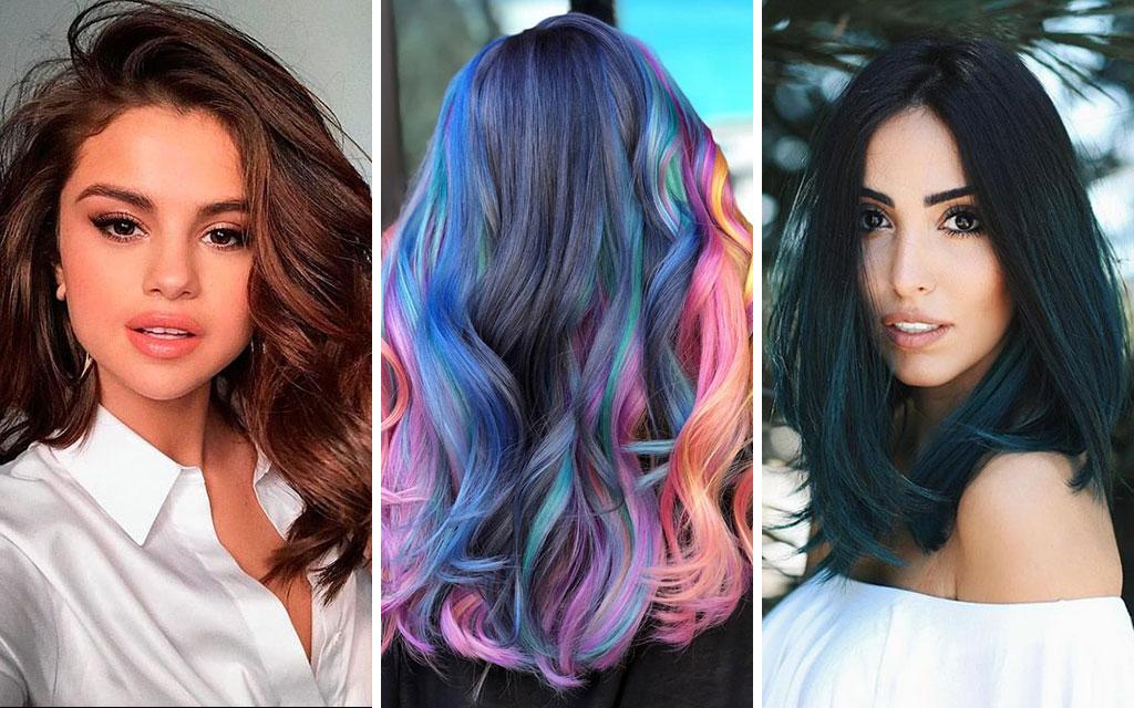 Dari-Coklat-Sampai-Warna-Warni-Ini-Nih-Trend-. Di dunia ini ada berbagai warna  rambut ... 05f6f767bd