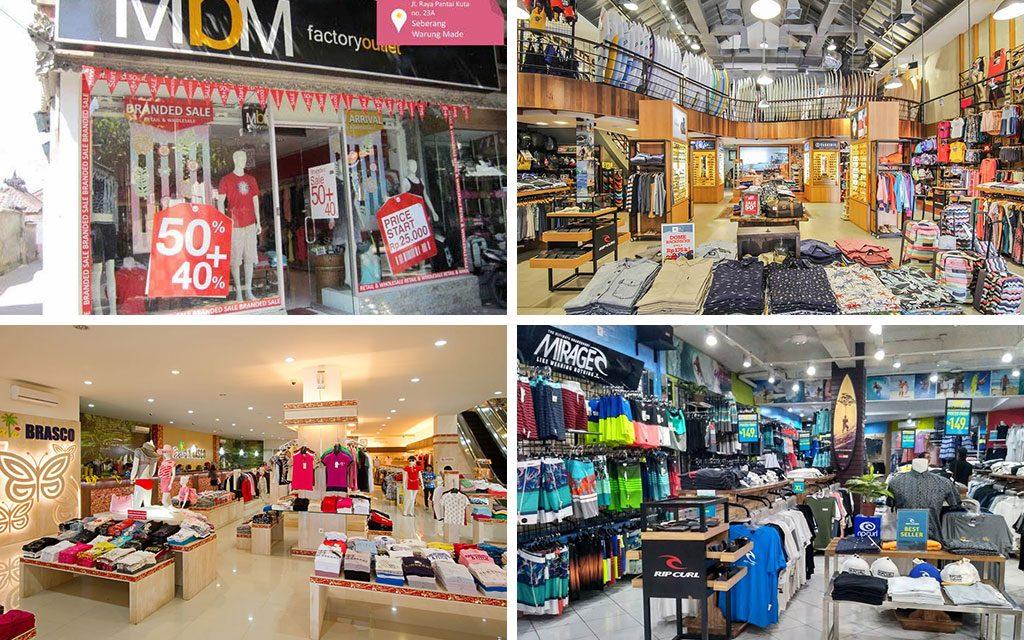 Factory Outlet Terbaik Di Bali Dengan Harga Yang Terjangkau