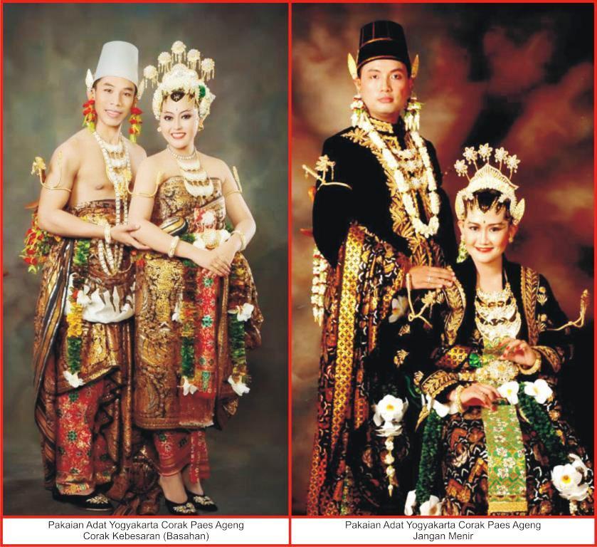 Kumpulan Pakaian Adat Indonesia Dari Sabang Sampai Merauke ...