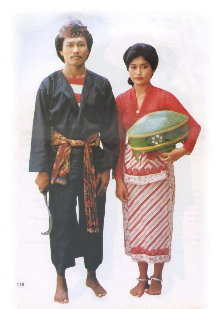 Baju Pengantin Adat Jawa Timur