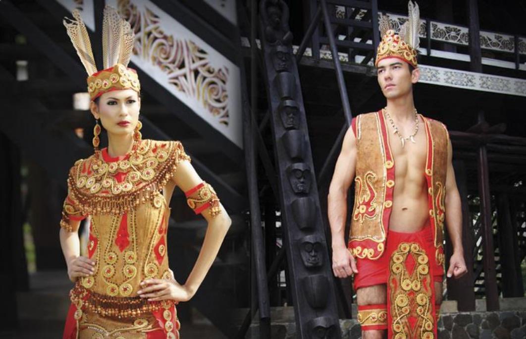 Kumpulan Baju Adat Indonesia Dari Sabang Sampai Merauke 17