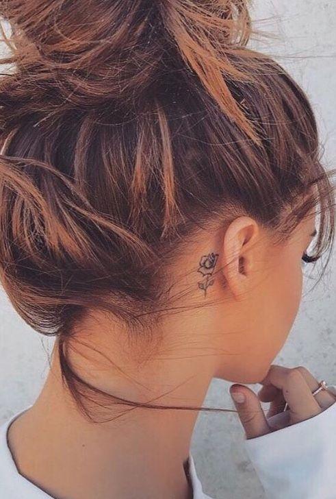Tatto Minimalis Di Bagian Bagian Tubuh Yang Membuat Wanita Semakin Seksi Blog Unik